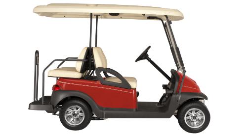 4 Passenger 2+2 Golf Cart Orlando Golf Cart Rentals Company